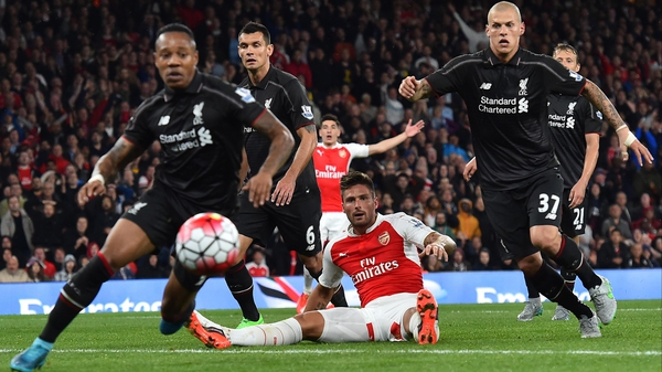 Liverpool travel to the Emirates on the opening weekend