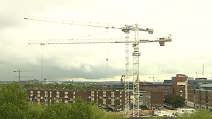 Crane drivers are due to strike on a number of building sites from tomorrow