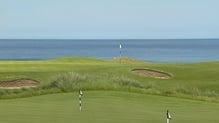The Trump organisation wants to build a 3km coastal defence wall at its golf resort on the Co Clare coast