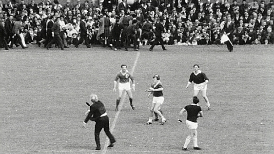 Galway v Mayo Connacht Football Championship 1971