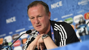 O'Neill says his team were unfortunate not to score against Poland