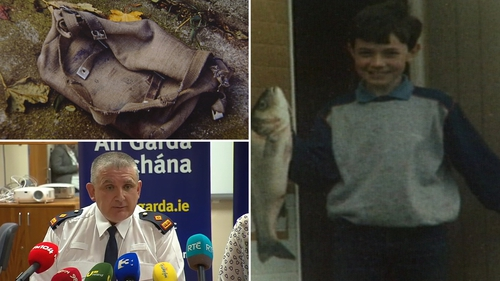 Lead investigator Supt Peter Duff appeals for further information over Philip Cairns' disappearance
