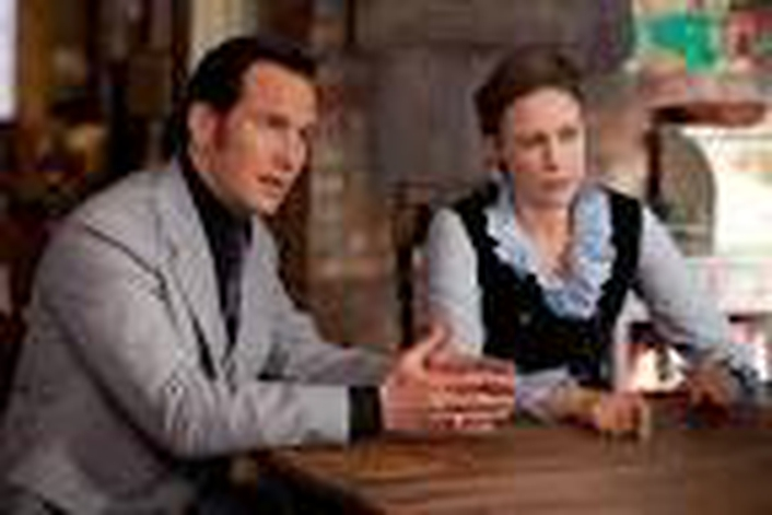 "Patrick Wilson, star of ""The Conjuring 2"""