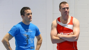 O'Neill (L) and Gardiner must win their weight classes to qualify for Rio