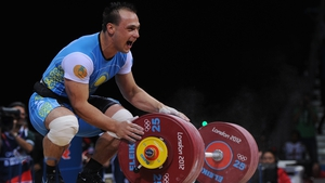 Ilya Ilyin is the biggest name to have tested positive