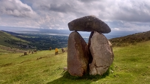 Archaeological wonders on Anaverna Mountain in Cooley (Pick: Declan Carolan)