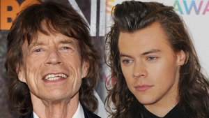 Harry Styles had been rumoured to play Mick Jagger