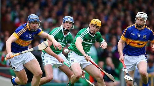 Tipperary and Limerick battle for the right to face Waterford in the provincial final on 10 July