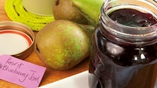 Jammin with Catherine Fulvio: Spicy Blueberry/Pear