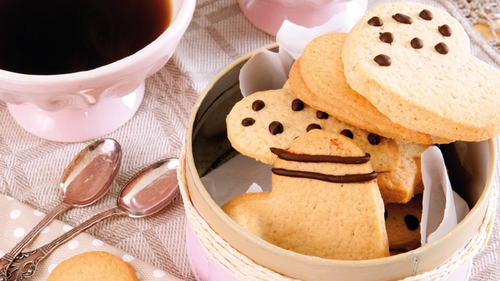 Espresso Yourself with Catherine Fulvio's Coffee Biscuits