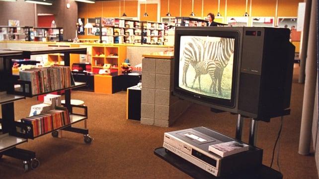 Ballyfermot Public Library (1981)
