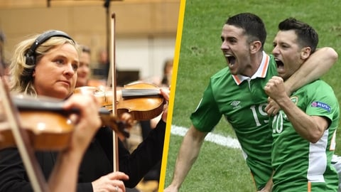 Euro 2016: Classic Irish Football Songs