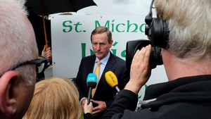 Enda Kenny had been due to hold a joint press conference with David Cameron but it has now been cancelled