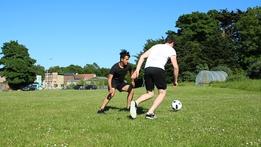 Dara's Football Skills: Elastico / Flip-flap