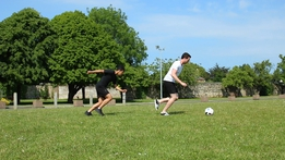 Dara's Football Skills: McGeady Spin