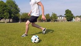 Dara's Football Skills: Ronaldo Chop