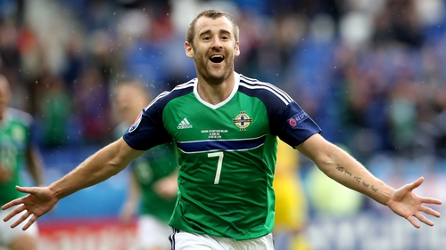 Niall McGinn is off to ply his trade in Korea