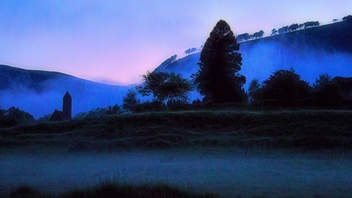 Glendalough Night Hike on Today with Claire Byrne