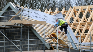The report says the construction sector 'is set to assume a growing importance in the domestic economy over the medium term'