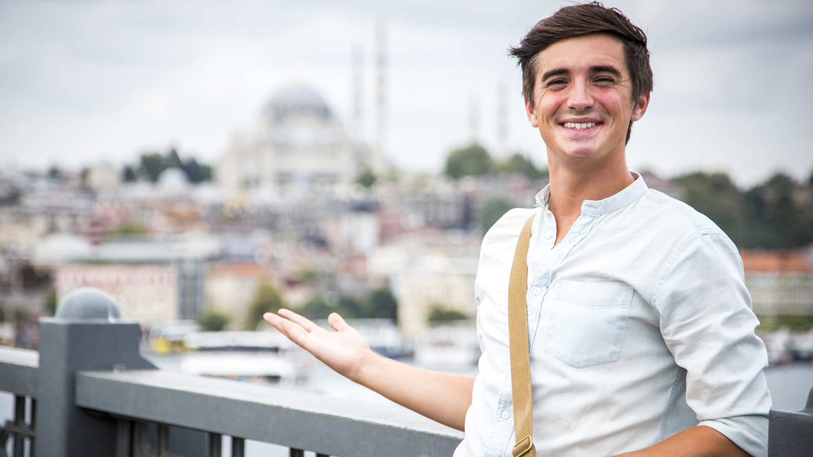 Donal Skehan talks to the RTÉ Guide