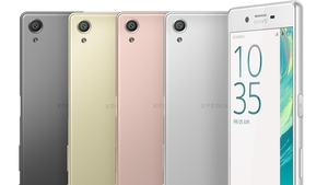 There are four handsets in the new X range.