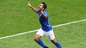Eder was Italy's match-winner