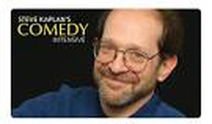 Comedy masterclass by Steve Kaplan