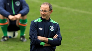 Martin O'Neill has at least one change to make with the injury to Jonathan Walters