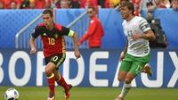 Belgium still sweating on Hazard fitness