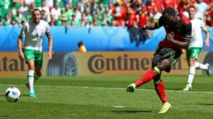 Ruthless counter-attacking saw Belgium thump Ireland 3-0