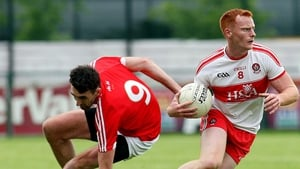 Derry got the better of Louth this afternoon