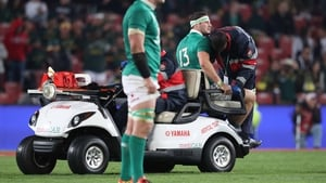 Henshaw was replaced by Ian Madigan following the injury