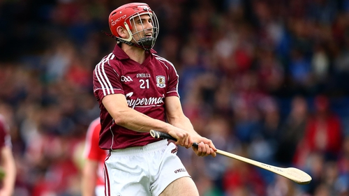 Fergal Moore: 'Every time you play Kilkenny it's a big mountain to climb.'