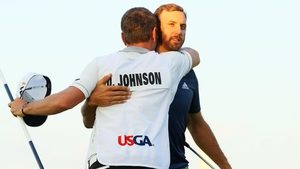 Johnson believes winning the US Open is the first step on his path to becoming a great player