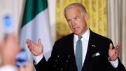 Joe Biden is in Ireland on a six-day visit which ends tomorrow