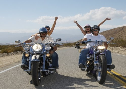 The motorcycle market has been experiencing strong and steady growth