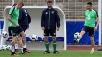 The Ireland assistant boss looks ahead to Ireland v Italy