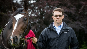 Aidan O'Brien is chasing his ninth 2000 Guineas win