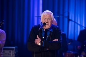 Big Tom will be inducted into Ireland's Country Music Hall of Fame