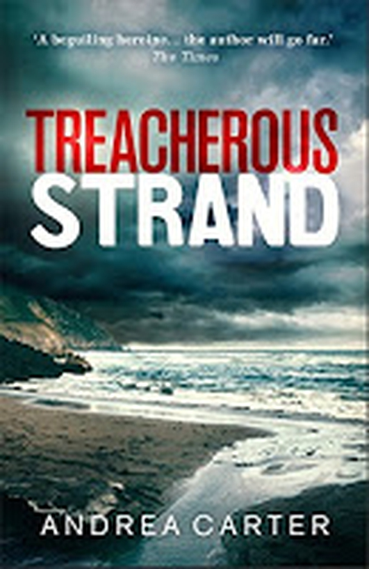 "Review:  ""Treacherous Strand"" by Andrea Carter"