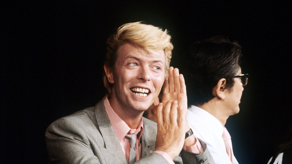 Still sadly missed. David Bowie passed away this day one year ago