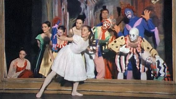Irish Ballet Company at the Abbey (1976)