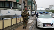 The Belgian capital has been on high alert since terror attacks in March