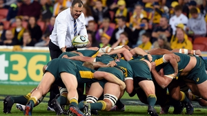Michael Cheika's Wallabies have lost their first two Tests against England