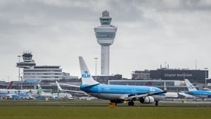 From next March, KLM will fly four times a day from Dublin to Amsterdam