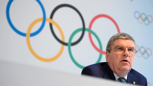 IOC president Thomas Bach has called on WADA to hold a global anti-doping conference in 2017