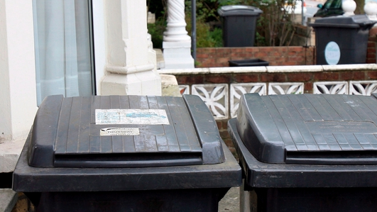 Bin charging systems - price watchdog proposed
