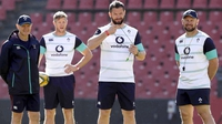 Feek finetuning Ireland troops for push at glory