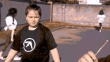 12-year-old Dublin boy directs new Aphex Twin video
