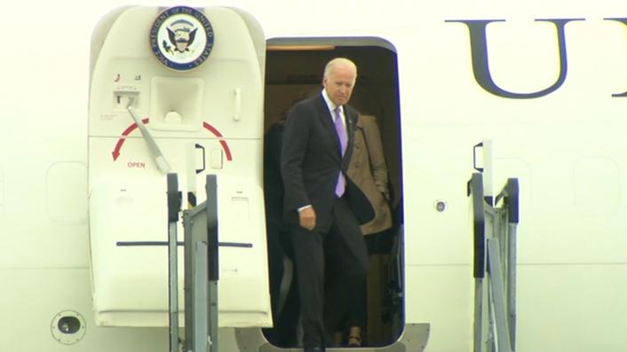 US Vice President Joe Biden to visit Áras an Uachtaráin